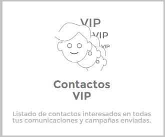 Contactos VIP