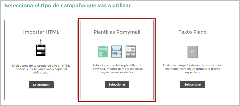 Acceder a Editor de Plantillas
